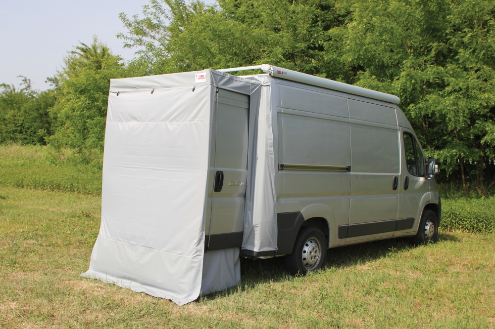 Fiamma Rear Door Cover Fiat Ducato After June 2006